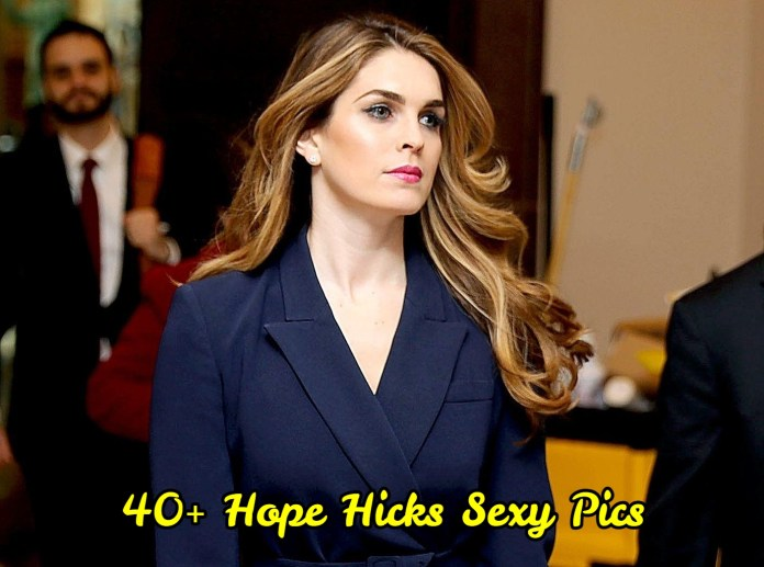 Hope Hicks Sexy Pics