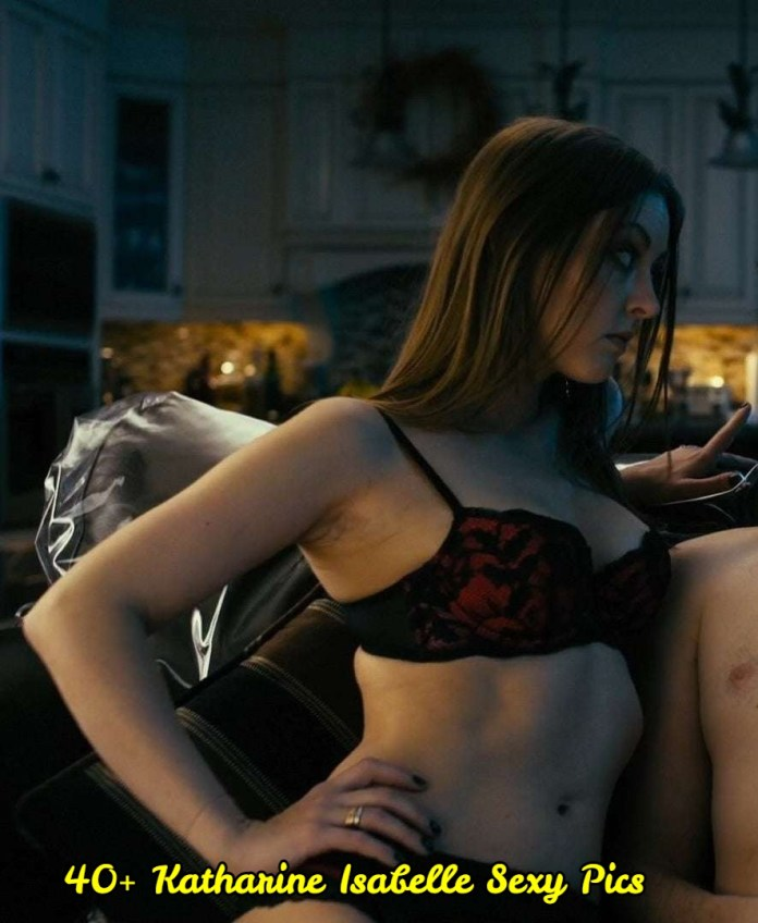 Katharine Isabelle sexy pictures