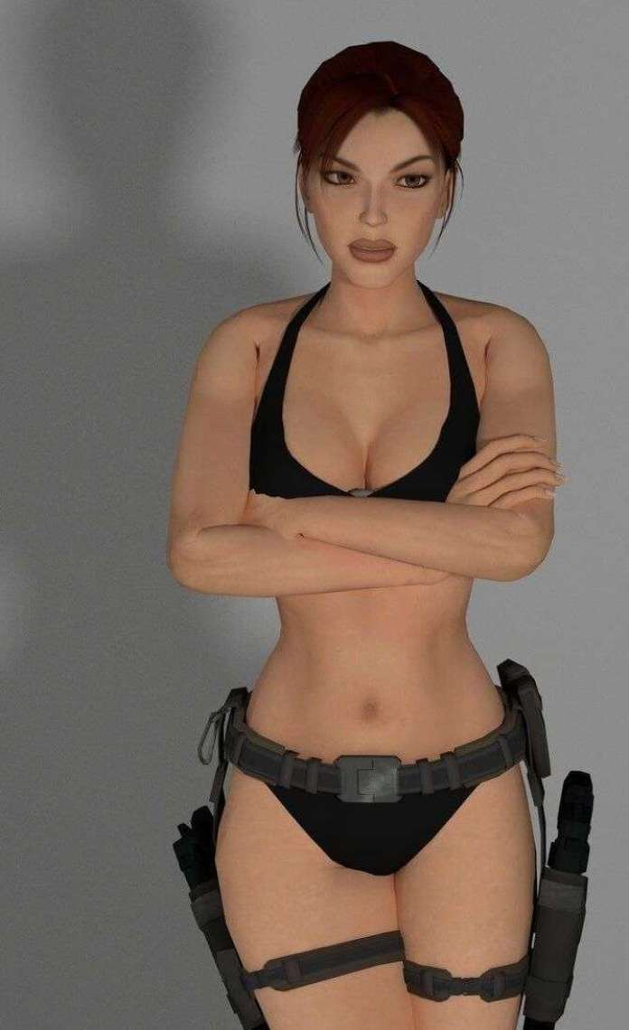 Lara Croft hot pic