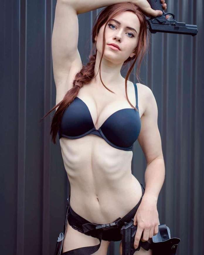 Lara Croft sexy pic