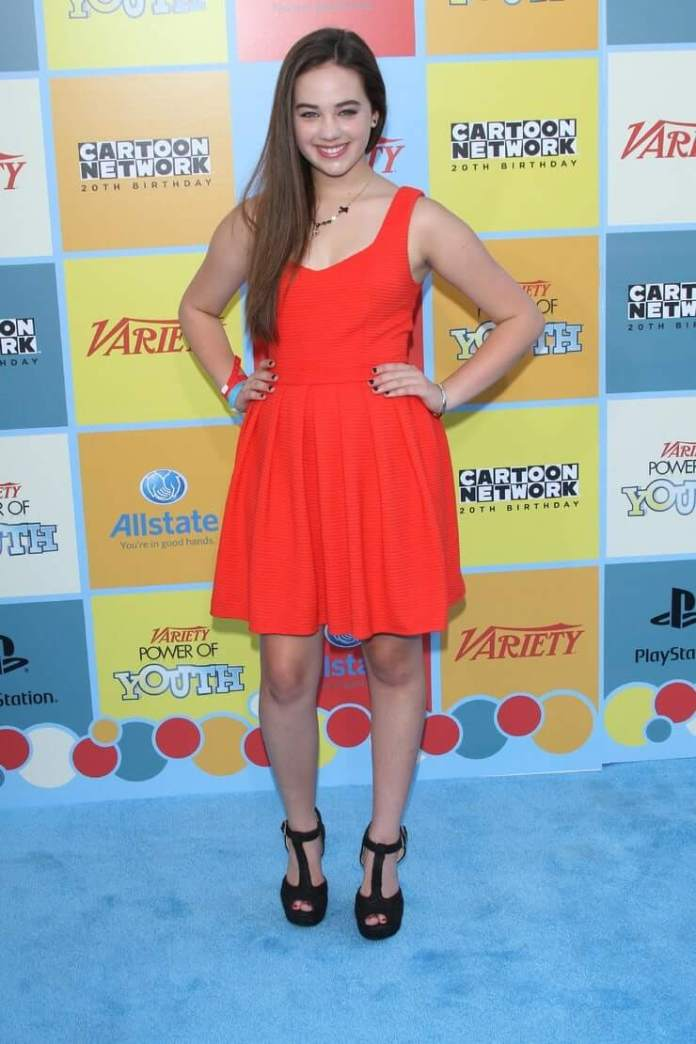 Mary Mouser sexy photo