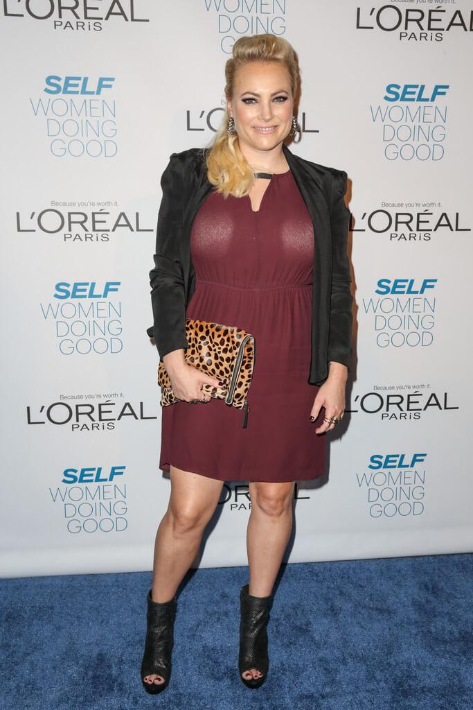 Meghan McCain hot look pictures