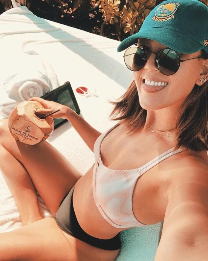 Michelle Wie Bikini