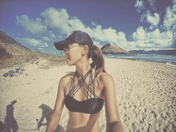 Michelle Wie sexy looks
