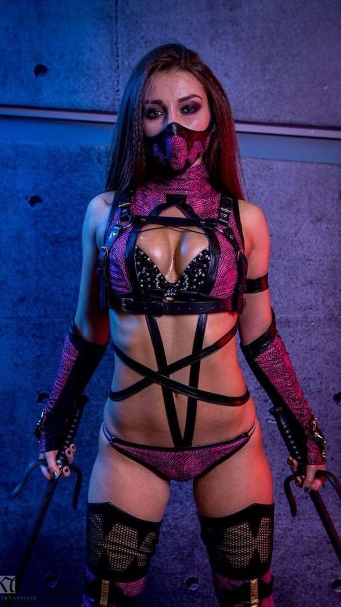 Mileena sexy pic