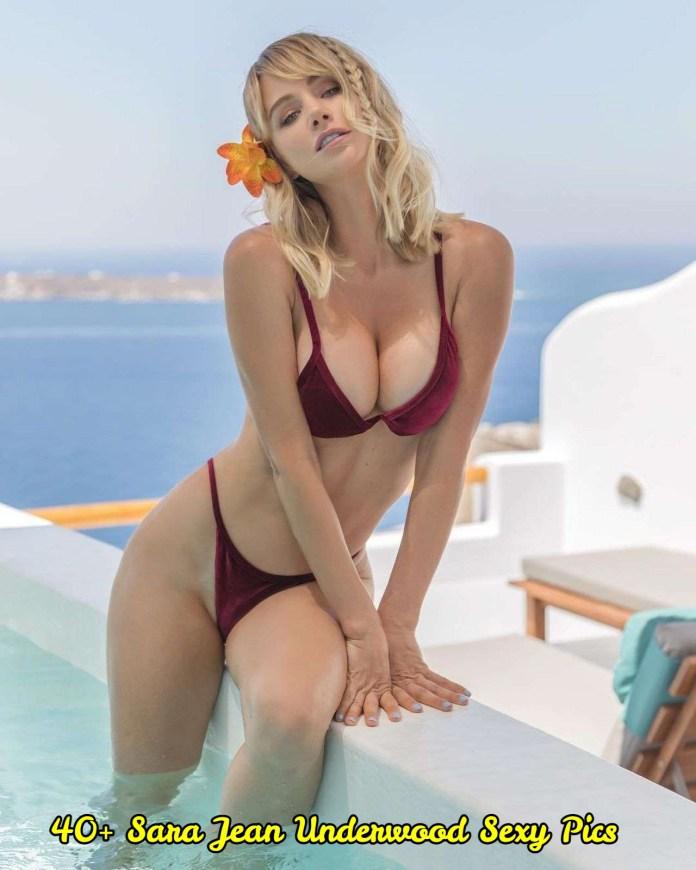 Sara Jean Underwood sexy pictures