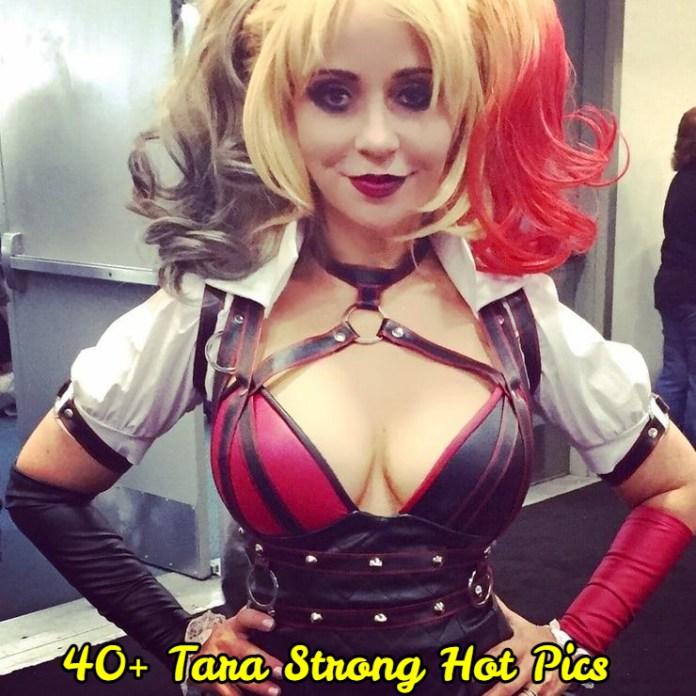 Tara Strong Hot Pics