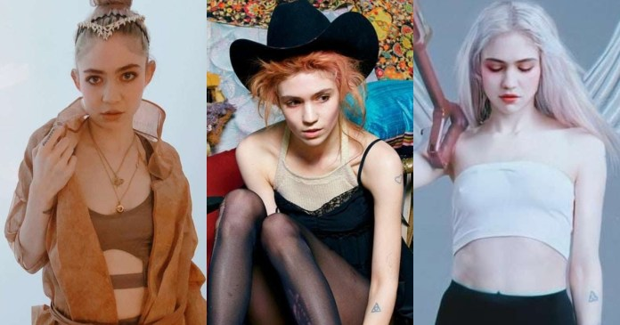41 Hottest Pictures Of Grimes