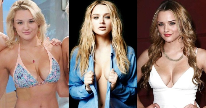 41 Hottest Pictures Of Hunter King