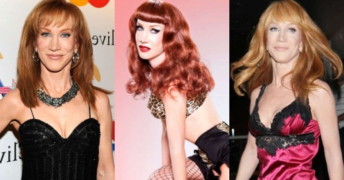 41 Hottest Pictures Of Kathy Griffin