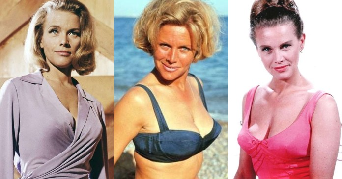 41 Sexiest Pictures Of Honor Blackman