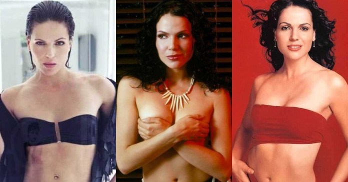 41 Sexiest Pictures Of Lana Parrilla