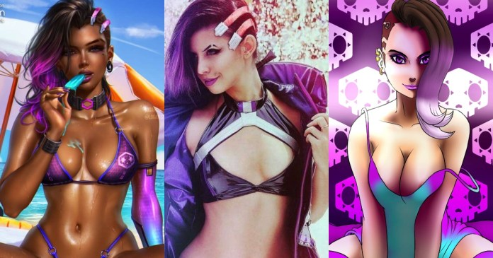 41 Sexiest Pictures Of Sombra