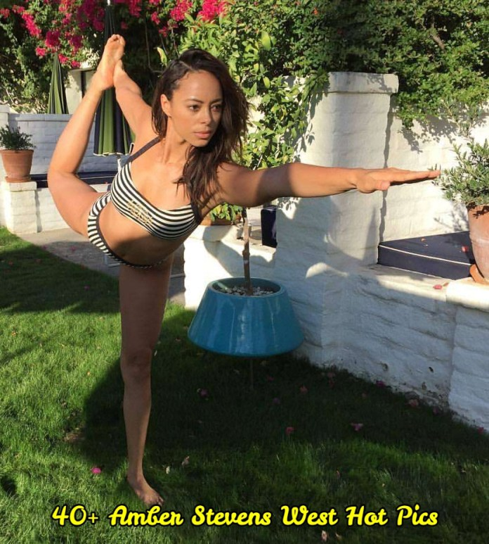 Amber Stevens West hot pictures