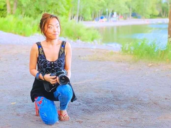 Andrea Bang hot pic
