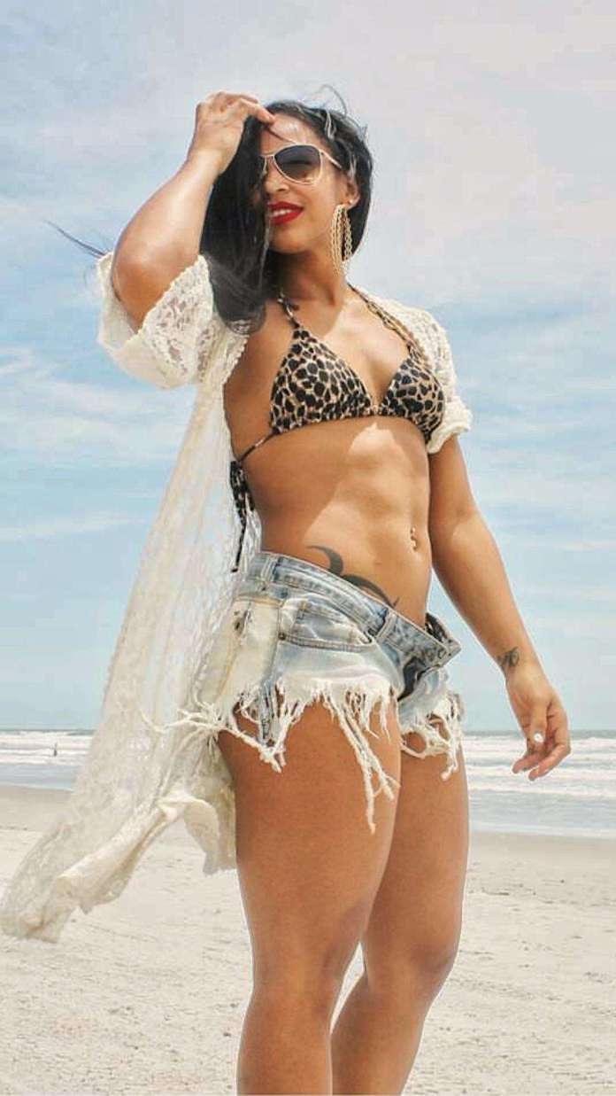 Bianca Belair hot
