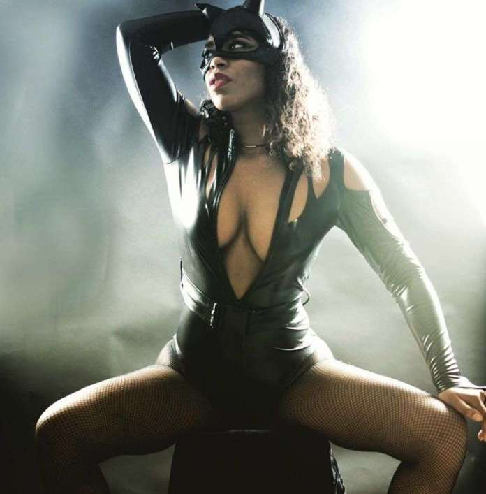 Catwoman hot pic