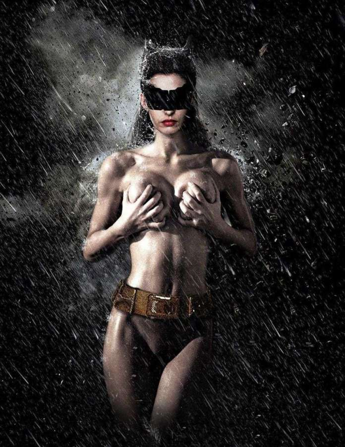 Catwoman sexy pic