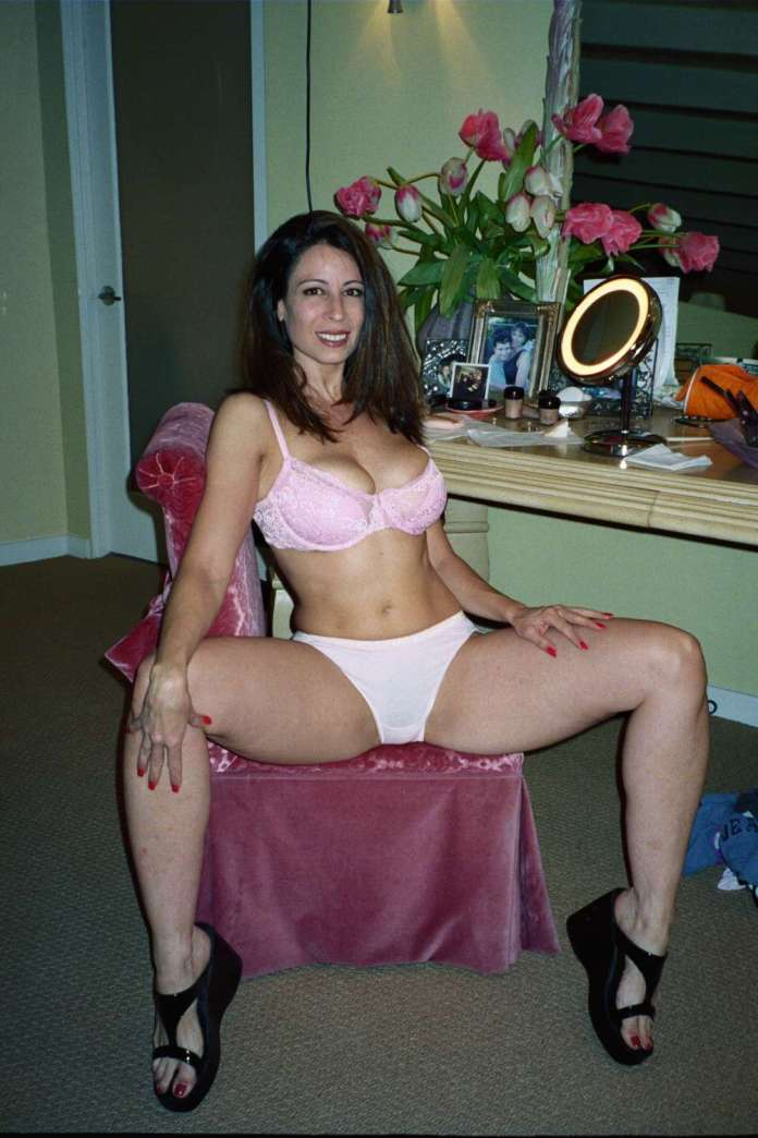Christy Canyon sexy look