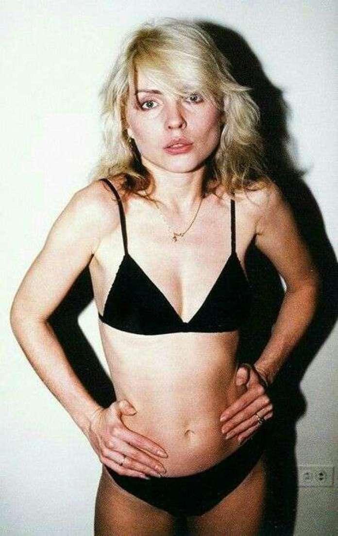 Debbie Harry hot look