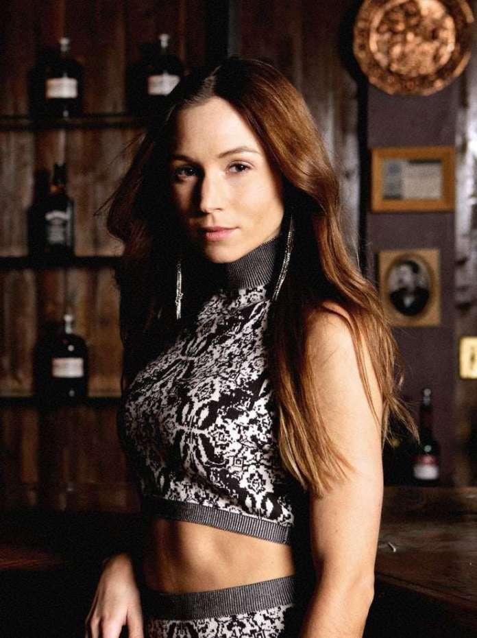 Dominique Provost-Chalkley sexy pic