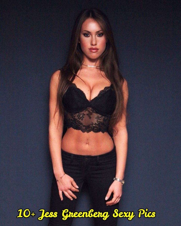 Jess Greenberg sexy pictures
