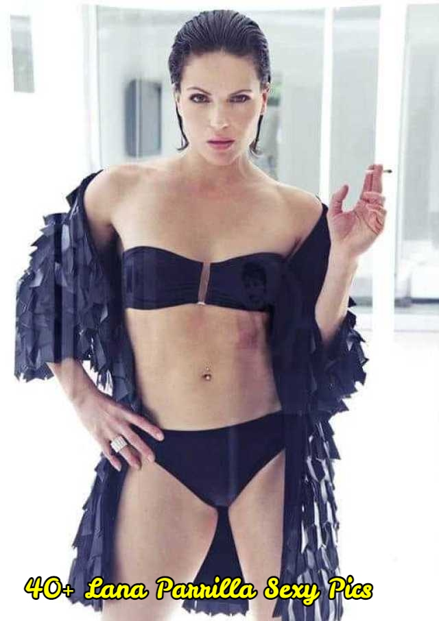 Lana Parrilla sexy pictures