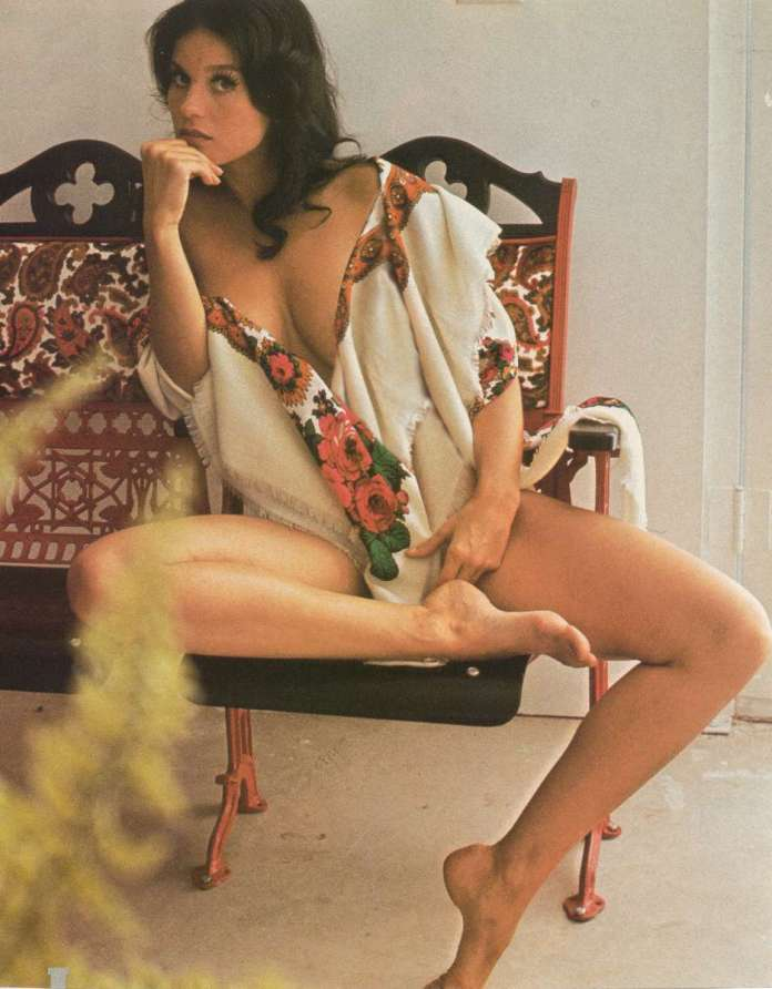 Lana Wood hot look
