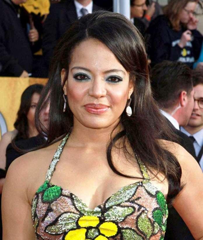 Luna Lauren Vélez sexy pic