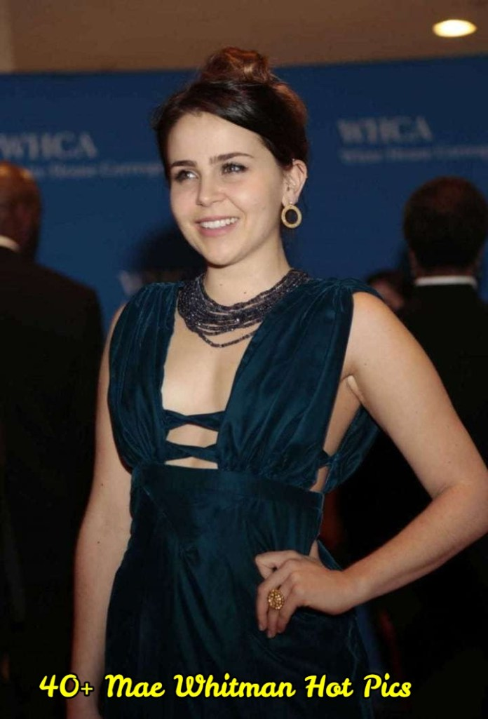 Mae Whitman hot pictures