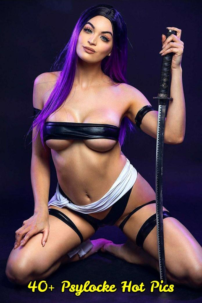 Psylocke hot pictures