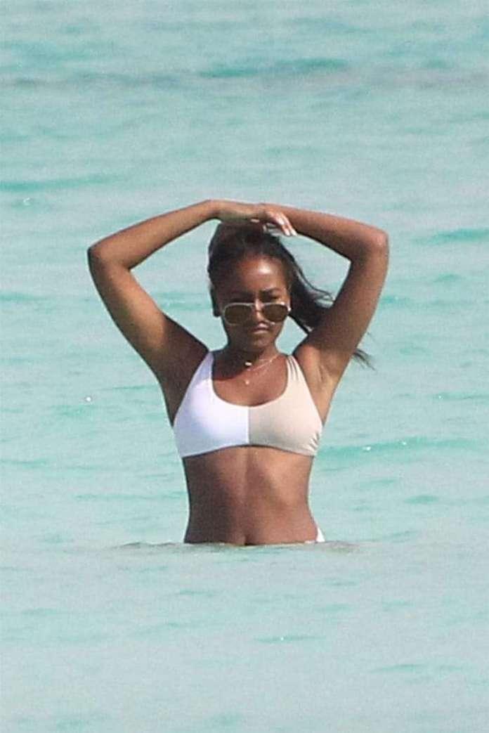 Sasha Obama sexy pic