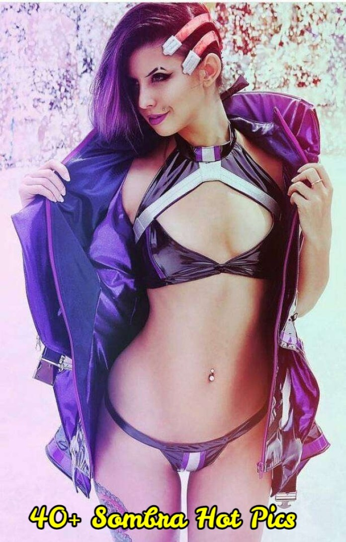 Sombra hot pictures