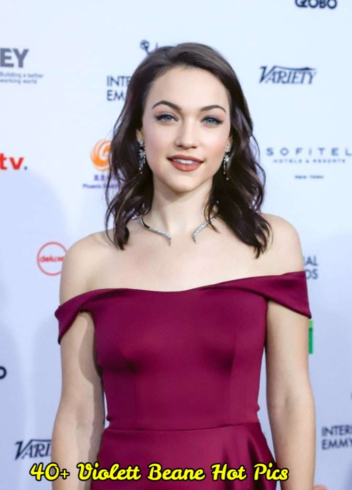 Hottest Pictures Of Violett Beane