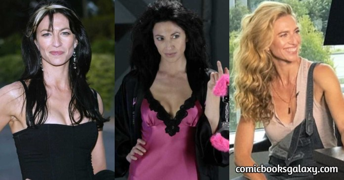 41 Sexiest Pictures Of Claudia Black