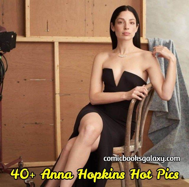 Anna Hopkins Hot Pics