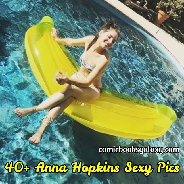 Anna Hopkins Sexy Pics