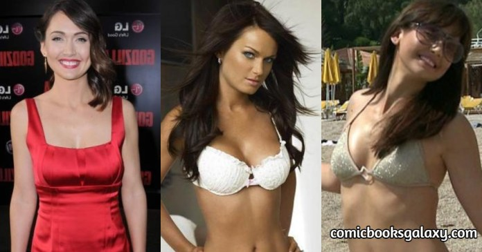 41 Hottest Pictures Of Jessica Chobot