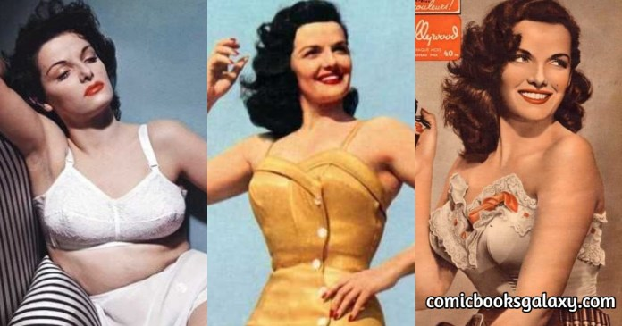 41 Sexiest Pictures Of Jane Russell
