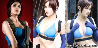 41 Sexiest Pictures Of Jill Valentine