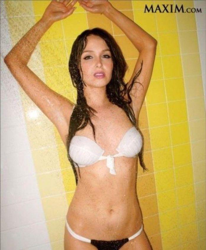 Camilla Luddington lingerie pics