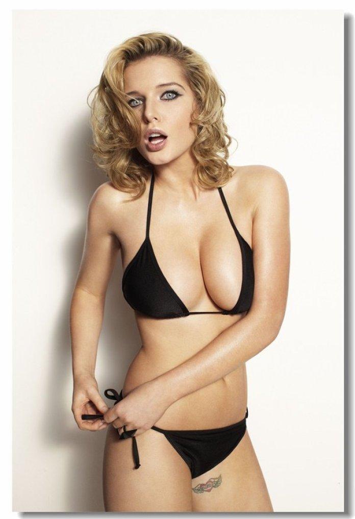 Helen Flanagan lingerie pics