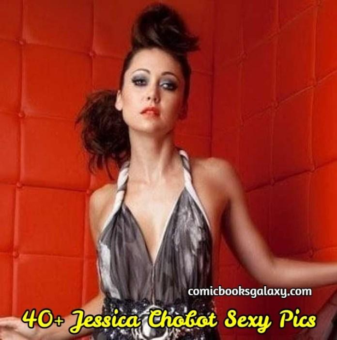 Jessica Chobot Sexy Pics