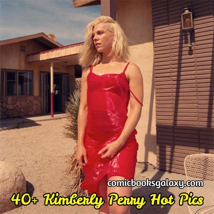 Kimberly Perry Hot Pics