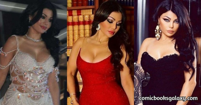 41 Hottest Pictures Of Haifa Wehbe