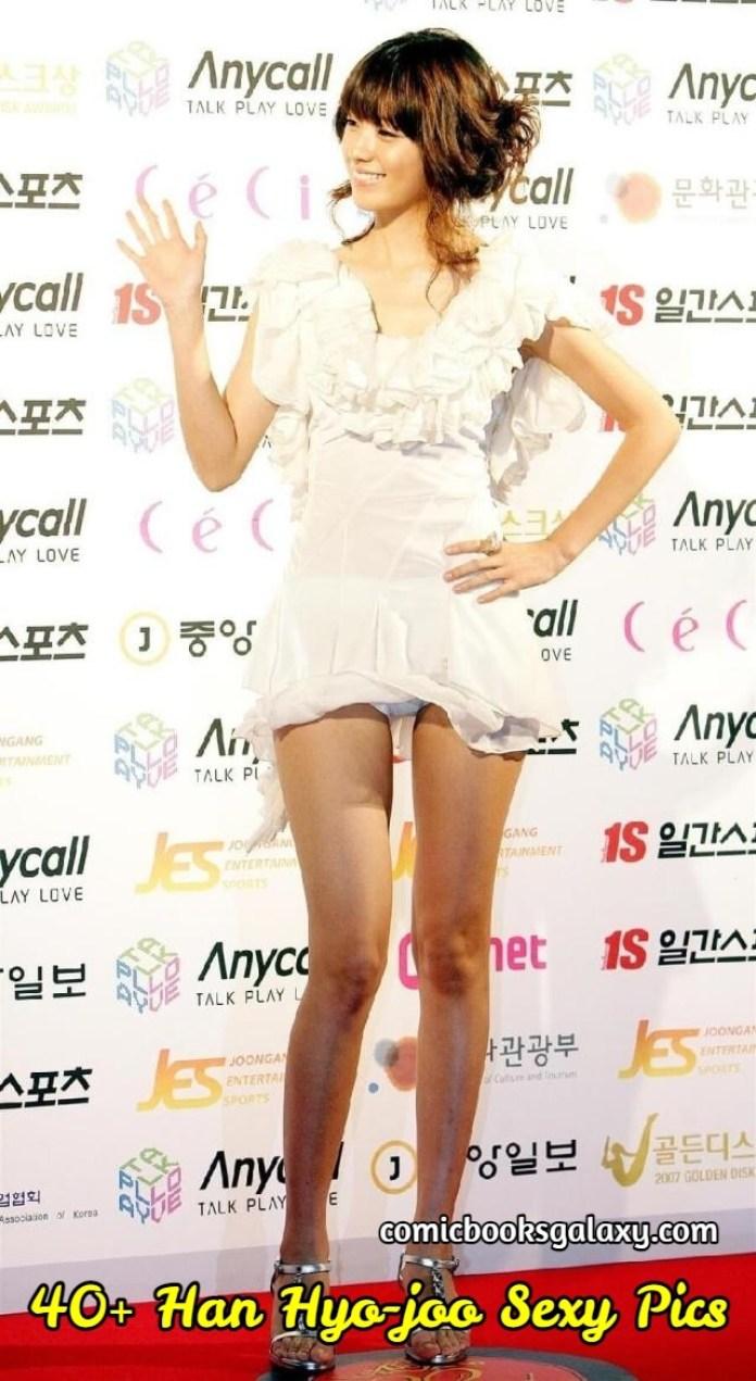 Han Hyo-joo Sexy Pics