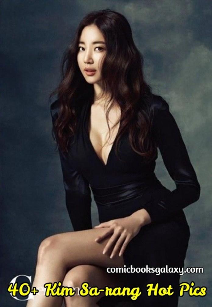 Kim Sa-rang Hot Pics