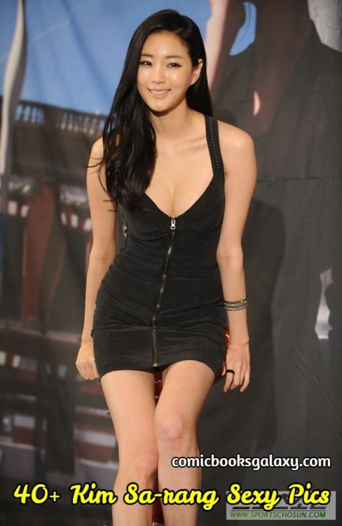Kim Sa-rang Sexy Pics