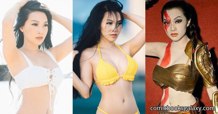 41 Sexiest Pictures Of Linda Le