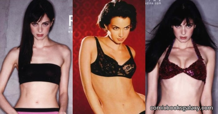 41 Sexiest Pictures Of Mia Kirshner